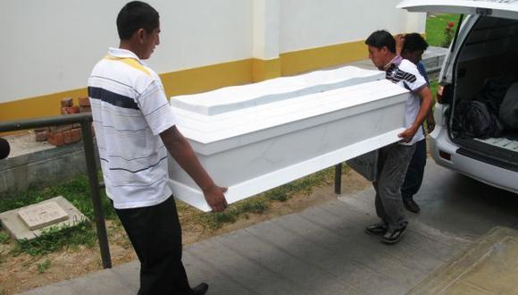 El fallecido purgó condena en el penal El Milagro de Trujillo por tráfico ilícito de drogas.