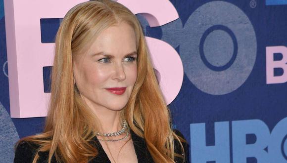 Nicole Kidman creará y protagonizará una nueva serie de TV para Amazon  (Foto: AFP)