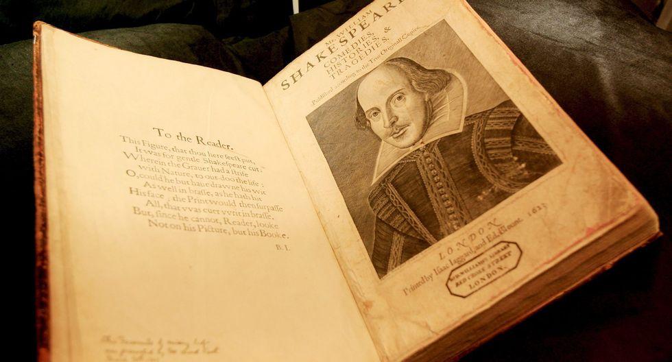 Después de diez años de investigaciones, se descubrió que a finales de los años noventa del siglo XVI, Shakespeare era inquilino de la llamada compañía Leathersellers. (Foto: EFE)
