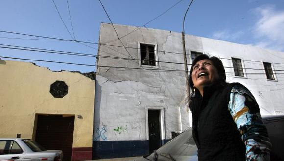 Viviendas en Perú tienen baja calidad. (USI)
