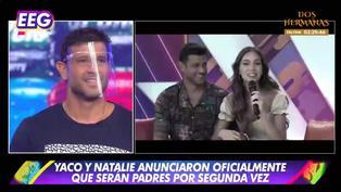 Yaco Eskenazi se conmovió al hablar del segundo embarazo de Natalie Vértiz