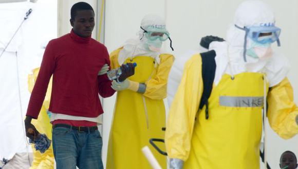 Según científicos, hay más regiones en riesgo de ébola de lo que se preveía anteriormente. (AFP)