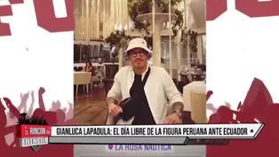 Gianluca Lapadula: Descubre cómo vivió su día libre tras el triunfo de Perú en Quito
