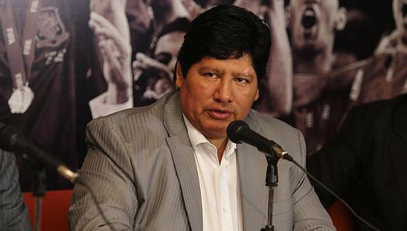 Edwin Oviedo asumirá la presidencia de la FPF el 5 de enero. (USI)