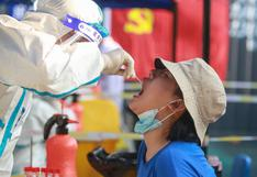 China suma 61 contagios locales entre sus últimos 90 casos de Covid