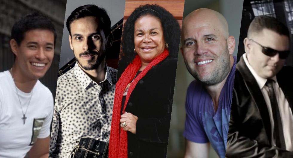 Grammy Latino 2019: Tony Succar, Gian Marco, Eva Ayllón, Septeto Acarey y Claudio Constantini son los peruanos nominados.