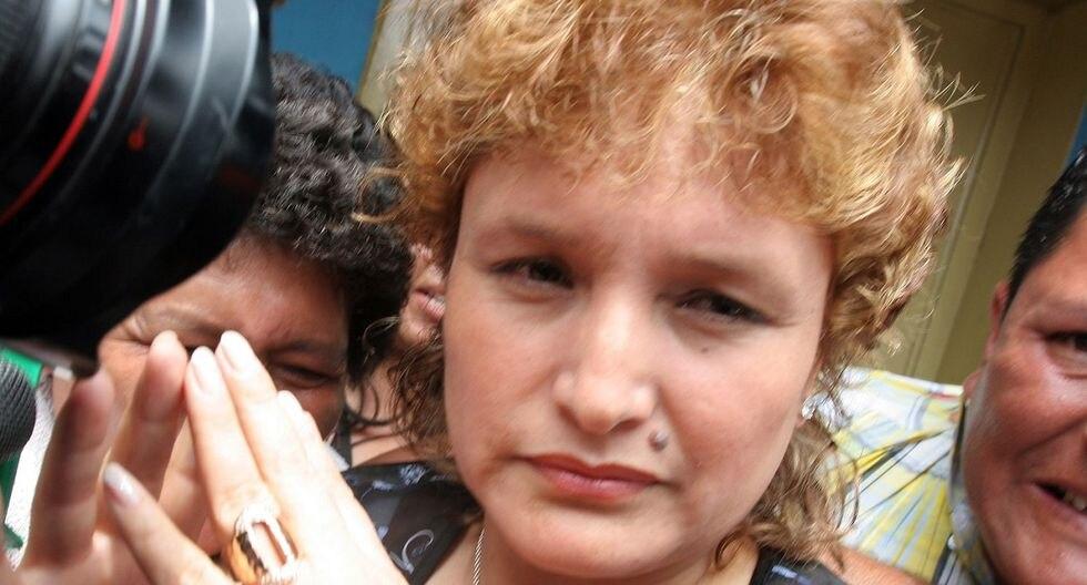 Abencia Meza continuará en prisión tras la decisión de no nulidad de su pena. (GEC)