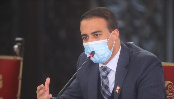 El ministro de Trabajo y Promoción del Empleo, Martín Ruggiero. (Foto: Presidencia)
