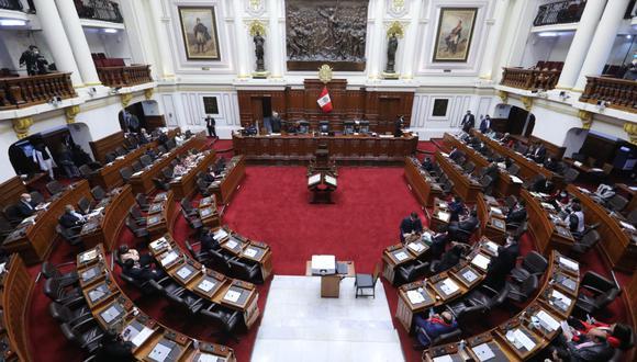 La propuesta fue presentada por el congresista Abel Reyes, de la bancada de Perú Libre. (Foto: archivo Twitter Congreso)
