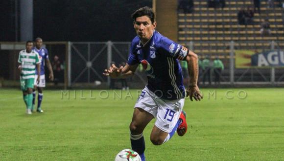 Roberto Ovelar es comparado con jugador francés por su entrenador. (Foto: @MillosFCoficial)