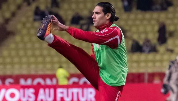 Radamel Falcao (USI)
