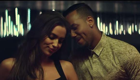 Modelo rusa protagoniza nueva video musical de Romeo Santos junto a Marc Anthony. (YouTube)