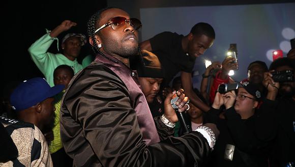El artista, de tan solo 20 años, era considerado como una de las figuras más jóvenes y prometedoras del rap. (GETTY)