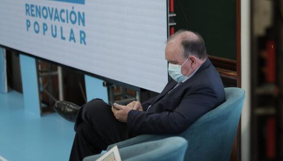 Candidata de Rafael López Aliaga no conoce la región para la que postula en las Elecciones 2021. (Foto: Renzo Salazar / GEC)
