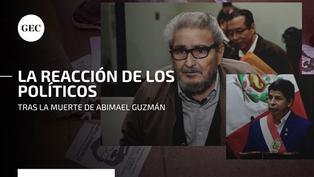 Murió Abimael Guzmán: la reacción de Pedro Castillo y otras figuras políticas tras su fallecimiento