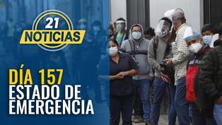 Día 157 de estado de emergencia