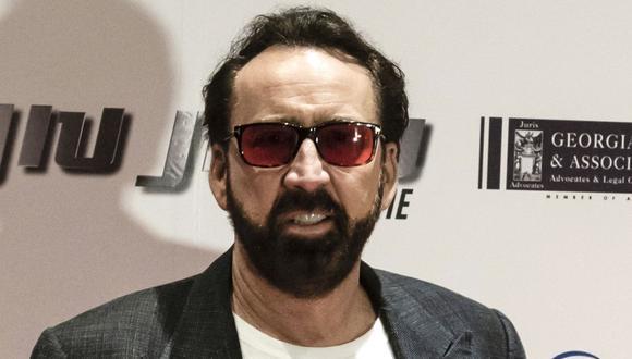 """Amazon ficha a Nicolas Cage y su serie sobre Joe Exotic de """"Tiger King"""". (Foto: AFP/Iakovos Hatzistavrou)"""