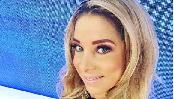 Sofía Franco regresó a la conducción radial. (Foto: Instagram)