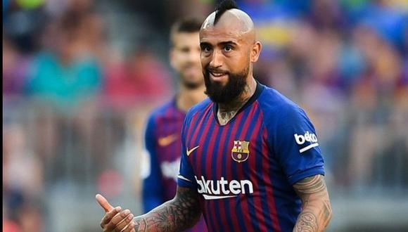 El jugador del Barcelona conversó con el diario 'El Periódico' y desveló el origen de su peculiar peinado.