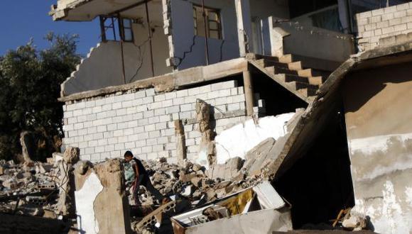 Siria sigue desangrándose. (AP)