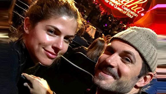 Stephanie Cayo se separó de Chad Campbell luego de tres años de matrimonio. (Foto: Instagram)