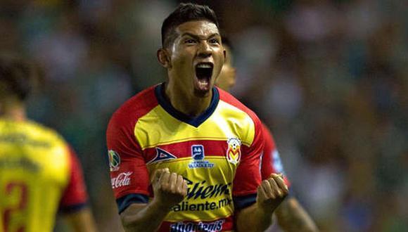 'Orejas' dejó el fútbol mexicano para jugar en la MLS.