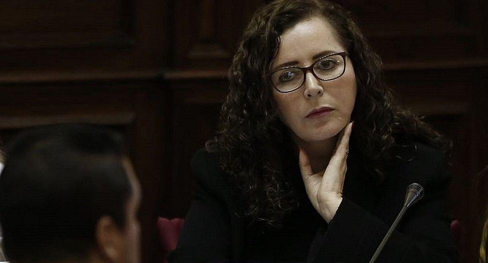 BASTA YA. Rosa Bartra ha buscado captar la atención de los electores sobre la base de mentiras.