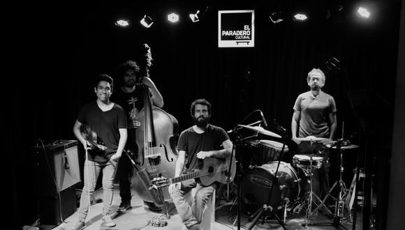 Maywa es conformado por Mario Soto (voz y guitarra), Juan Pablo Egúsquiza (contrabajo) y Rubén Guzmán (batería y percusión) (Difusión).