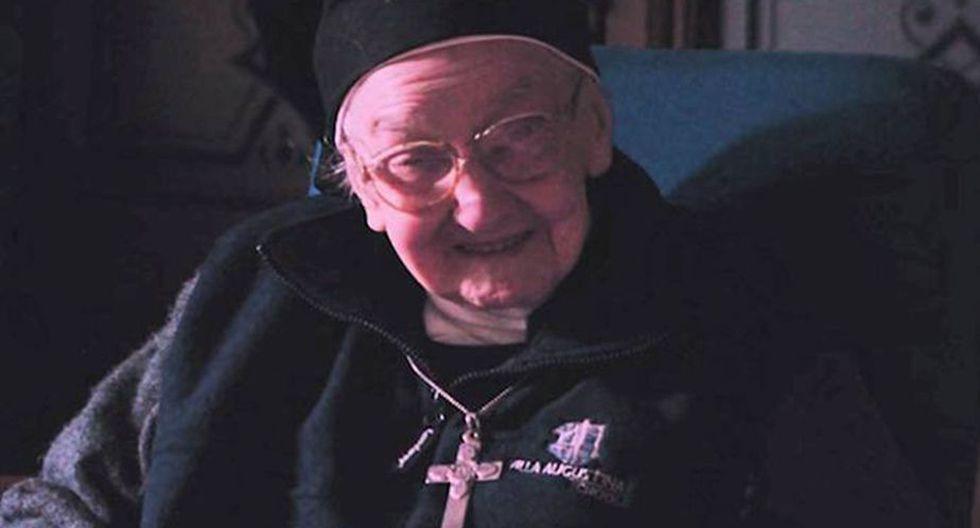 Marie-Joséphine Gaudette, 115 años, Italia (Ilyke)