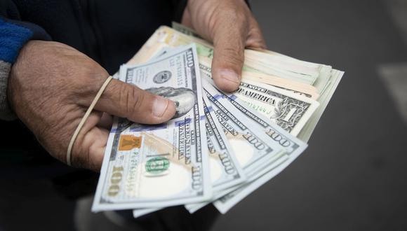 El dólar ya se vendía a S/ 4,10 en el mercado paralelo este jueves. (Foto: Eduardo Cavero / GEC)