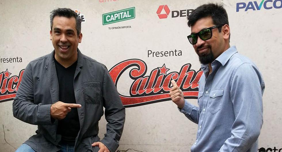 """Aldo Miyashiro sobre 'Calichín': """"La gente se va a divertir mucho con esta película"""". (Zoraida Peña)"""