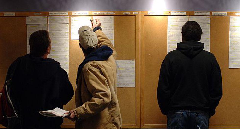 Según un reporte de la OIT, 14.8 millones de personas buscan trabajo sin conseguirlo en la región. (Bloomberg)