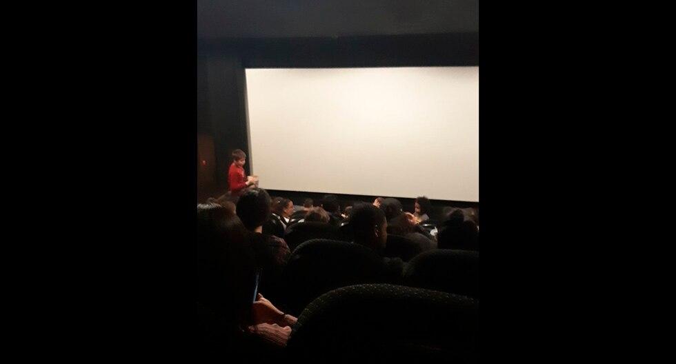 Un cine en Canadá proyectó por error 'La Llorona' en vez de 'Detective Pikachu' a niños y provocó estas reacciones. (Facebook)