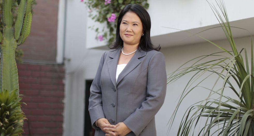 Keiko Fujimori afronta su segundo pedido de prisión preventiva. (GEC).