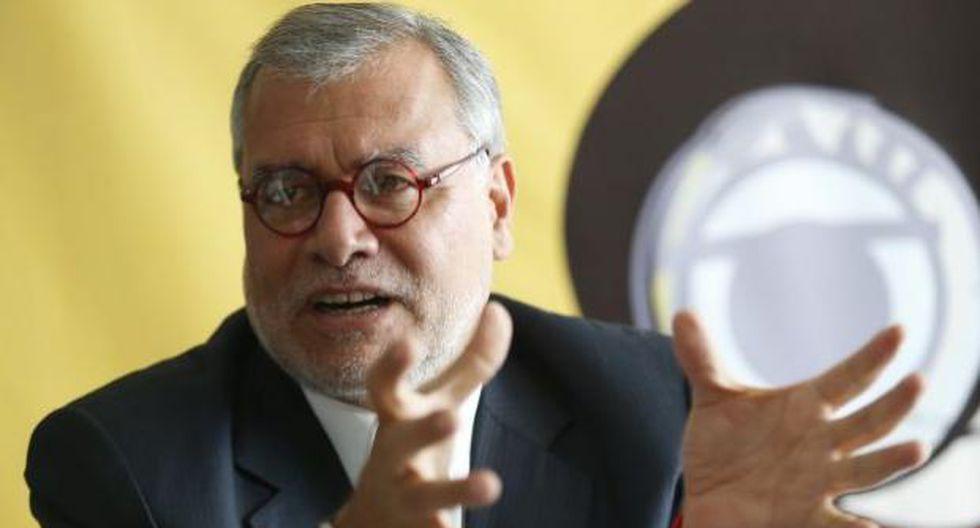 Ugaz remarcó que por el Caso Lava Jato se ha investigado a todos los actores políticos y recordó que por el mismo el ex presidente Humala purgó 10 meses de prisión preventiva.(Foto: USI)