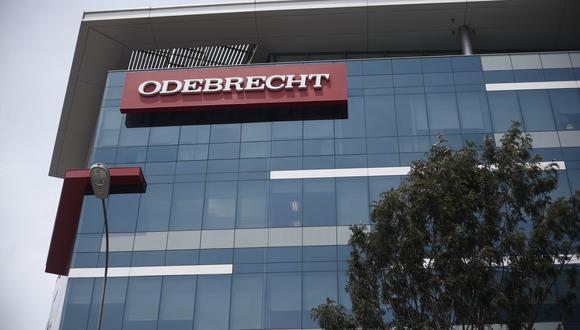 Pagos. La fachada de la sede en Lima de Odebrecht se ha convertido en un símbolo de la trama de sobornos a políticos. La empresa ahora se llama OEC. (Foto: GEC)