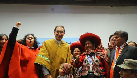 Vizcarra dijo que el referéndum de este 9 de diciembre es importante. (Presidencia)