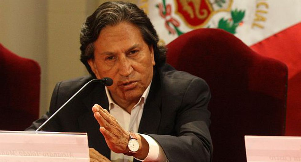 Toledo también recomendó a Humala crear un plan anticrisis. (USI)