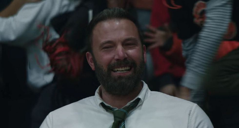 "Ben Affleck aprovecha su amor por el español para redimirse en ""The Way Back"". (Foto: Captura)"