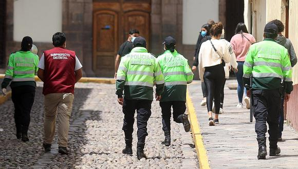 La mayoría de los  turistas infectados con COVID-19 son de Estados Unidos, Latinoamérica y Europa. (Foto: Juan Sequeiros)