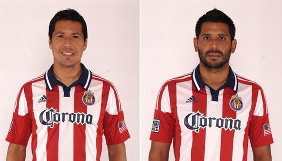 Vílchez llega junto al mexicano Joaquín Velásquez al club estadounidense. (Difusión)