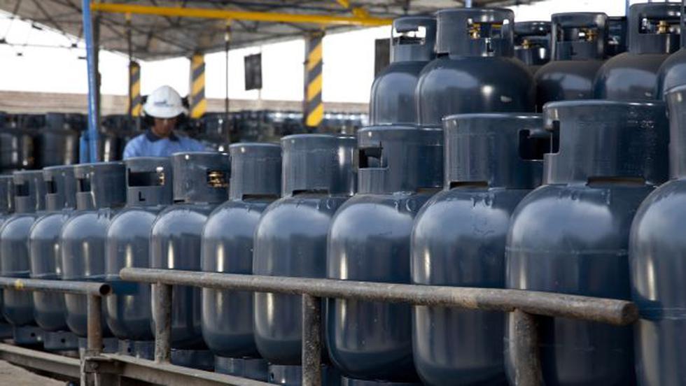 LIBRE MERCADO. Precio del balón de gas volvería a superar los S/.40, después de dos meses y medio. (Difusión)
