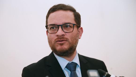 El ministro de Comercio Exterior, Édgar Vásquez, dijo que las autoridades no pueden darse el lujo de dar declaraciones como las de Ana Revilla. (Foto: Andina)