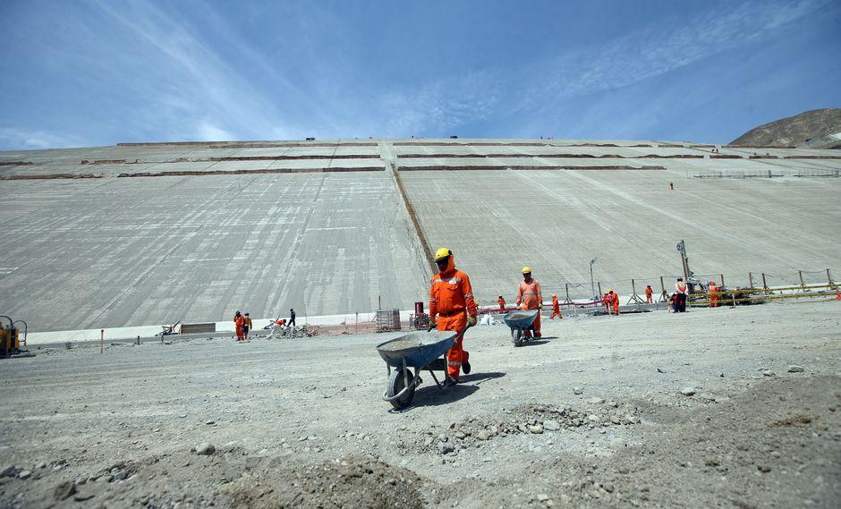 Las obras de la tercera etapa del proyecto Chavimochic quedaron paralizadas en diciembre de 2016.