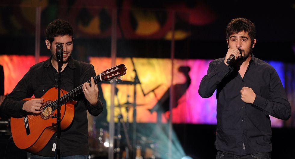 Estopa ofrece mañana un concierto desde su casa. (Foto: AFP)