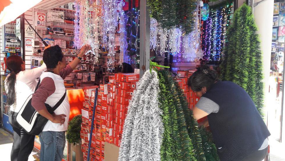 ¿Qué recomendaciones debo seguir para realizar compras en esta campaña navideña? (Foto: GEC)