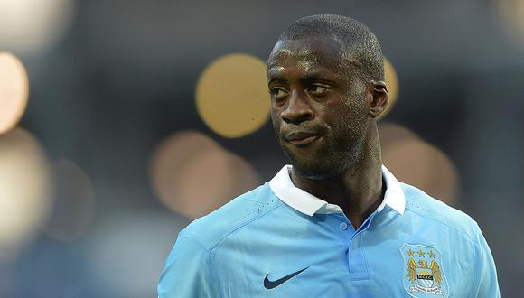 Yaya Touré anuncia su retiro como futbolista profesional. (Foto: EFE)