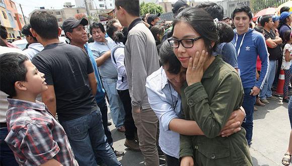 Los resultados se darán a conocer el próximo 18 de enero, en estricto orden de mérito. (Foto: Agencia Andina)