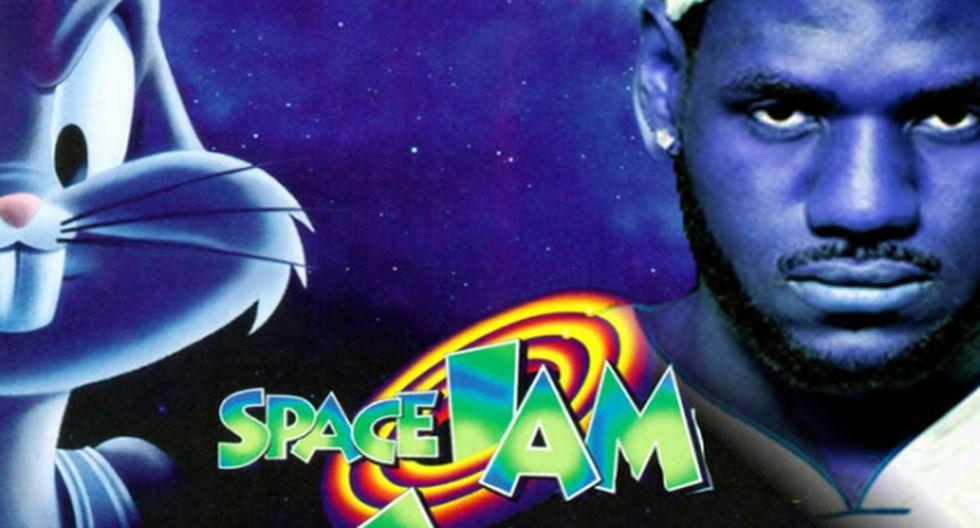 Bugs Bunny y LeBron James protagonizarán la cinta. (Difusión)