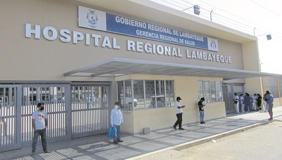 Lambayeque: planta generadora de oxigeno del hospital regional será inaugurada este viernes (Foto difusión)